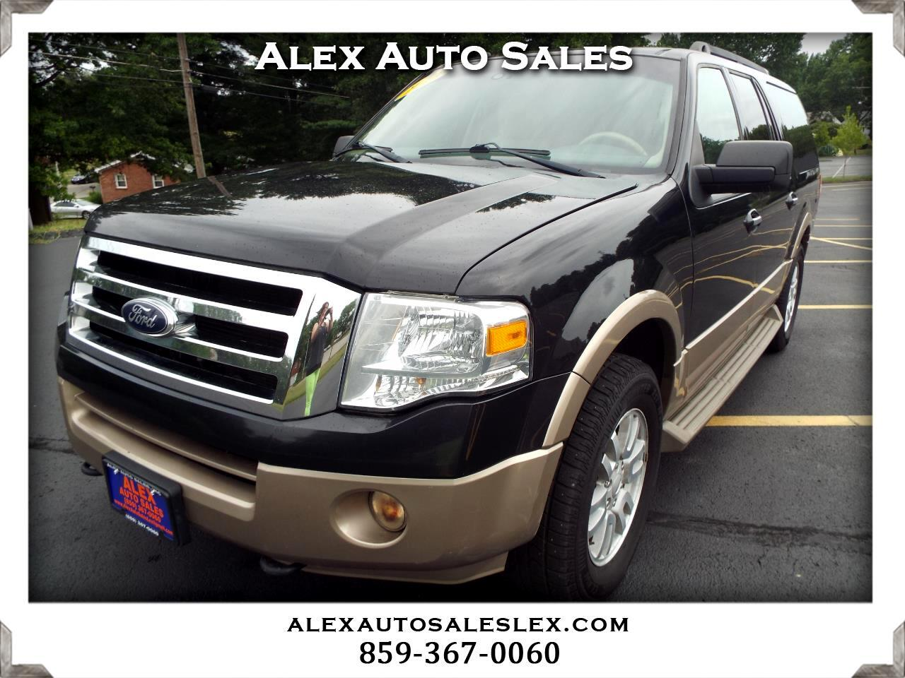 Ford Expedition 4dr XLT 4WD 2014