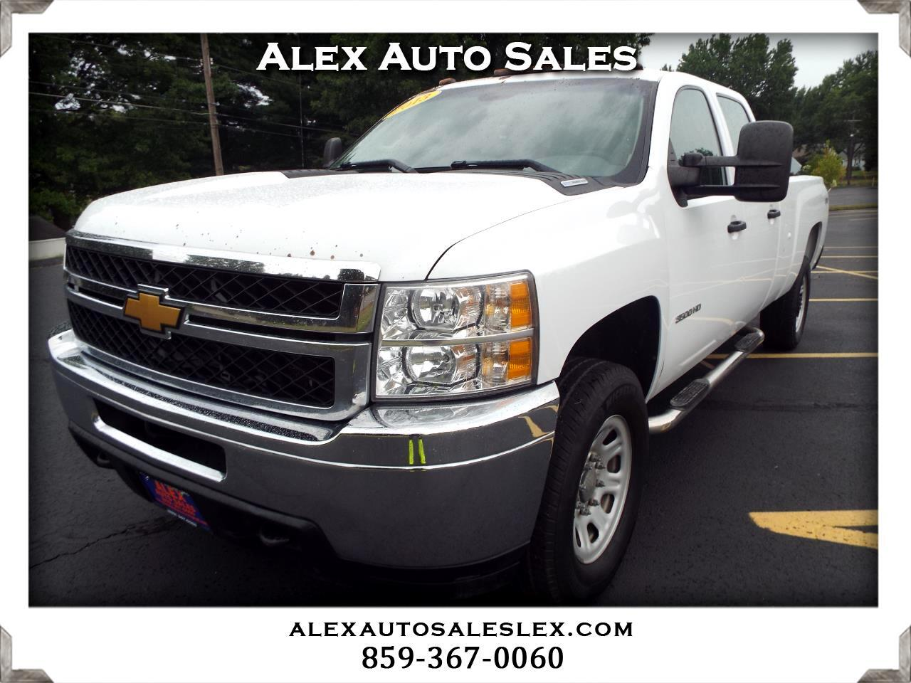 Chevrolet Silverado 3500HD LT Crew Cab Long Box 4WD 2013