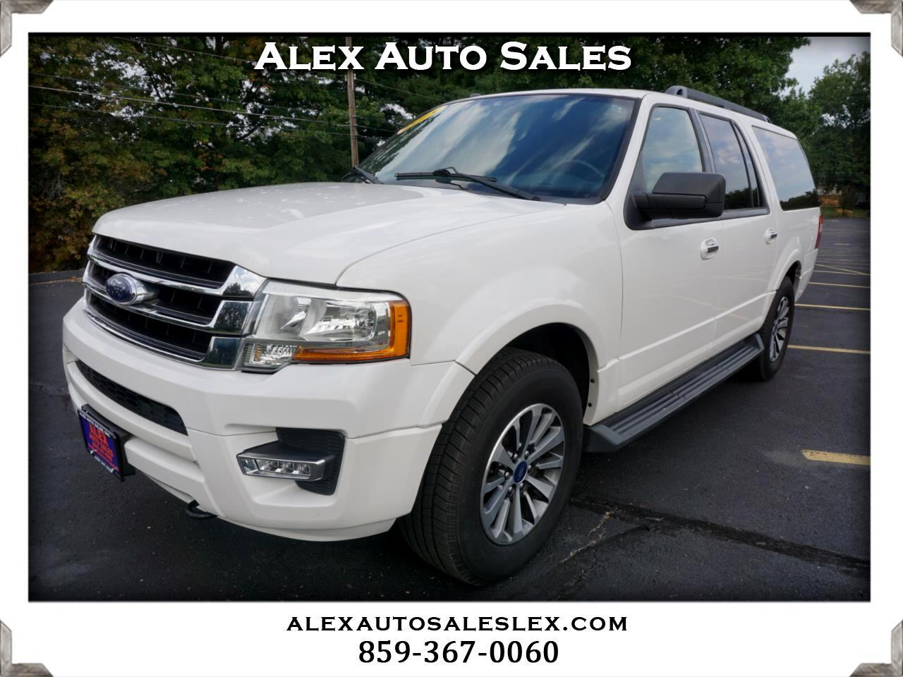 Ford Expedition EL King Ranch 4WD 2015