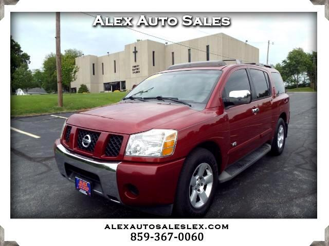 Buy Here Pay Here Lexington Ky >> Buy Here Pay Here 2006 Nissan Armada For Sale In Lexington Ky 40505