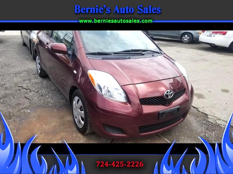 2009 Toyota Yaris Liftback 3-Door AT