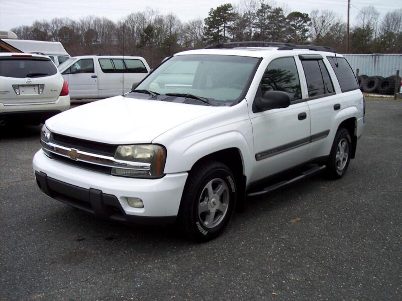 2002 Chevrolet TrailBlazer LT 4WD