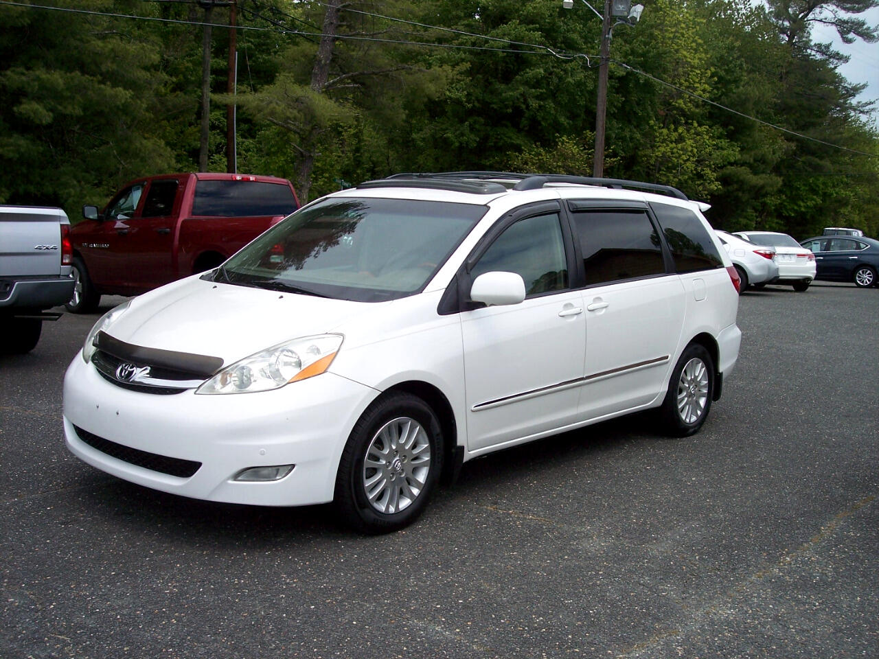 Toyota Sienna XLE Limited FWD 2007