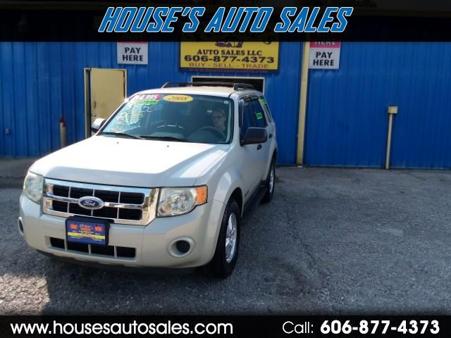 2008 Ford Escape XLS 2WD AT