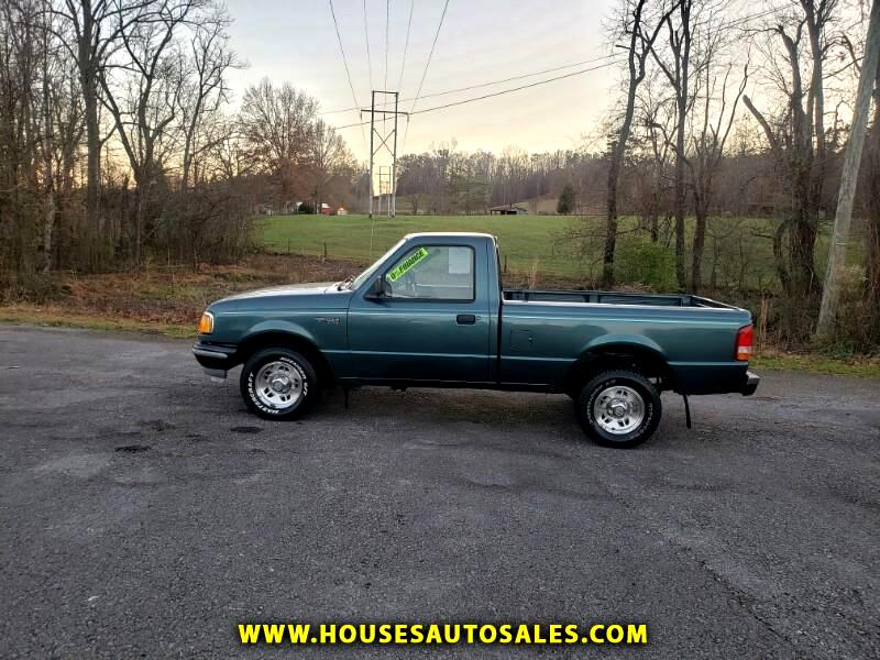 Ford Ranger XL Reg. Cab Short Bed 2WD 1997