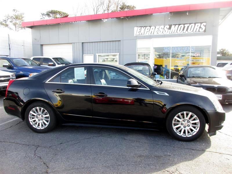 2010 Cadillac CTS 3.0L Luxury
