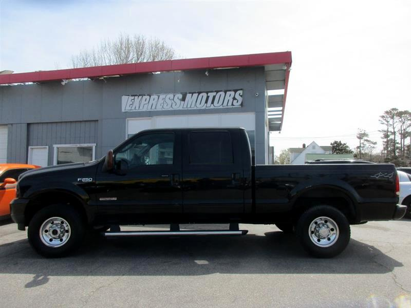 2004 Ford F-250 SD XL Crew Cab 4WD