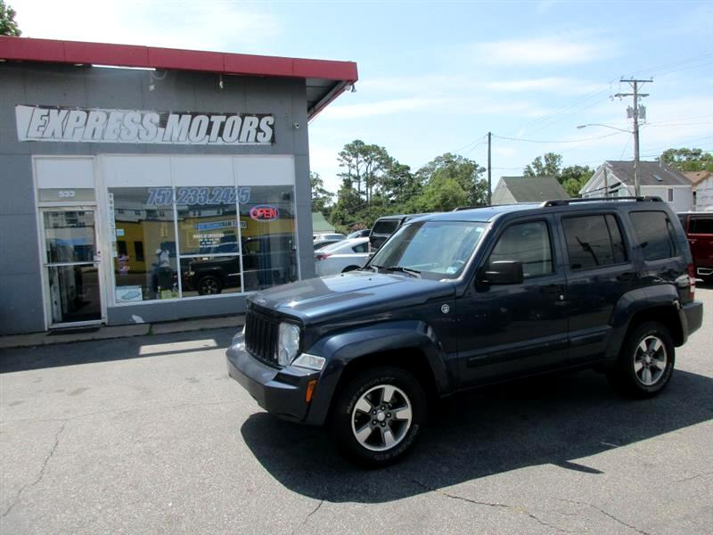 2008 Jeep Liberty Sport 4WD