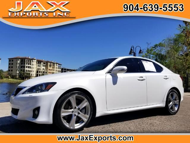 2012 Lexus IS IS 350