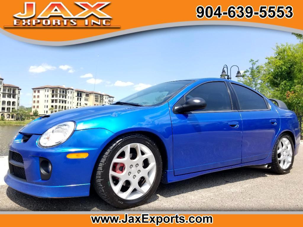 2004 Dodge Neon 4dr Sdn SRT4