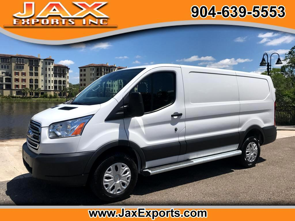 "2017 Ford Transit Van T-250 130"" Low Rf 9000 GVWR Swing-Out RH Dr"