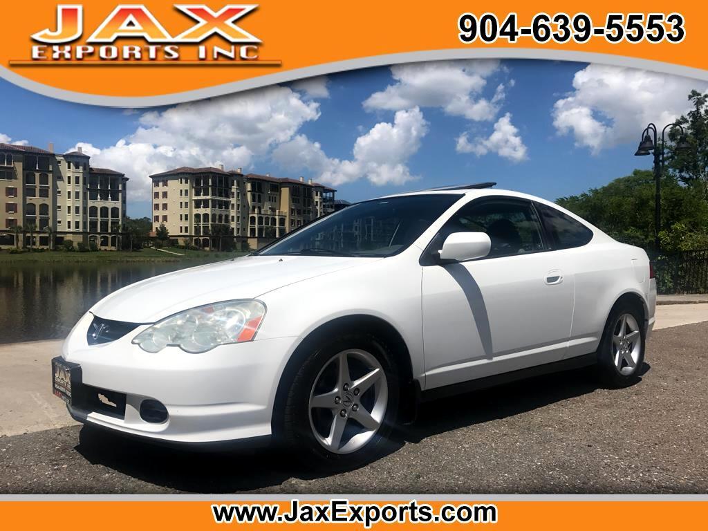2004 Acura RSX 3dr Sport Cpe Auto