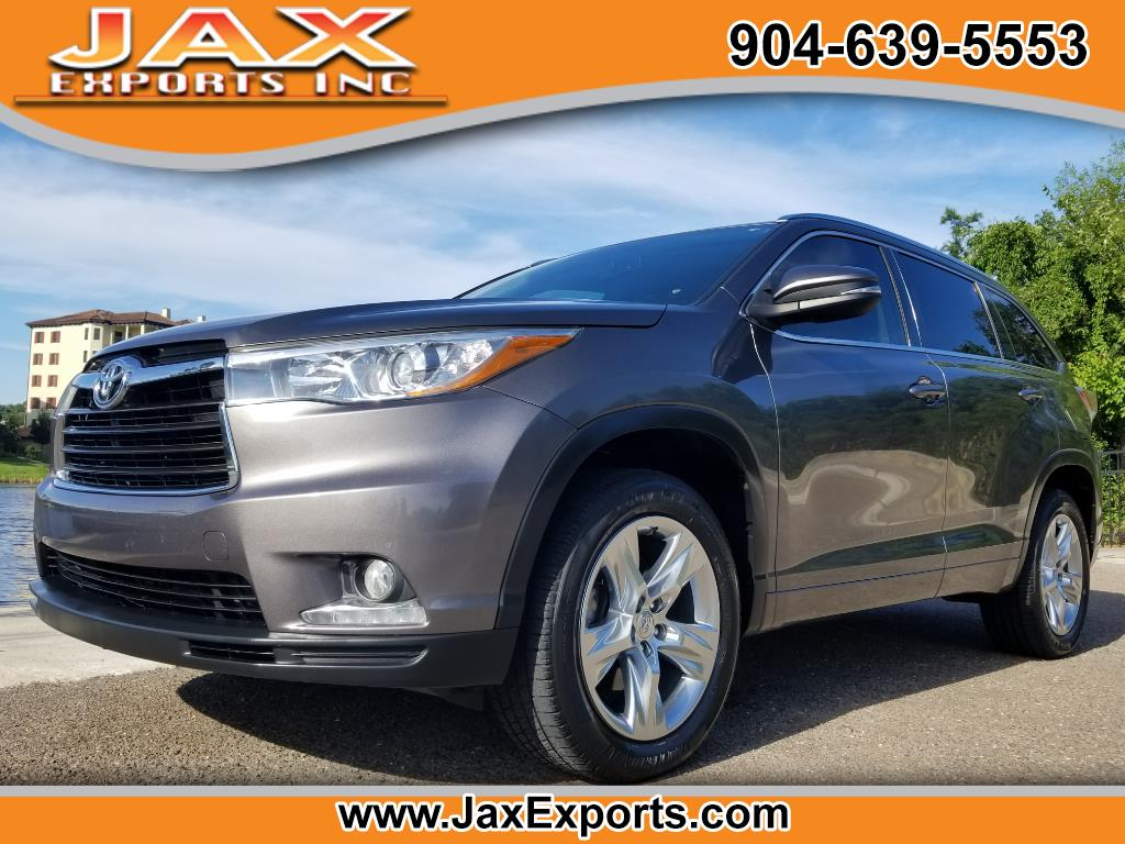 2014 Toyota Highlander FWD 4dr V6  Limited (Natl)