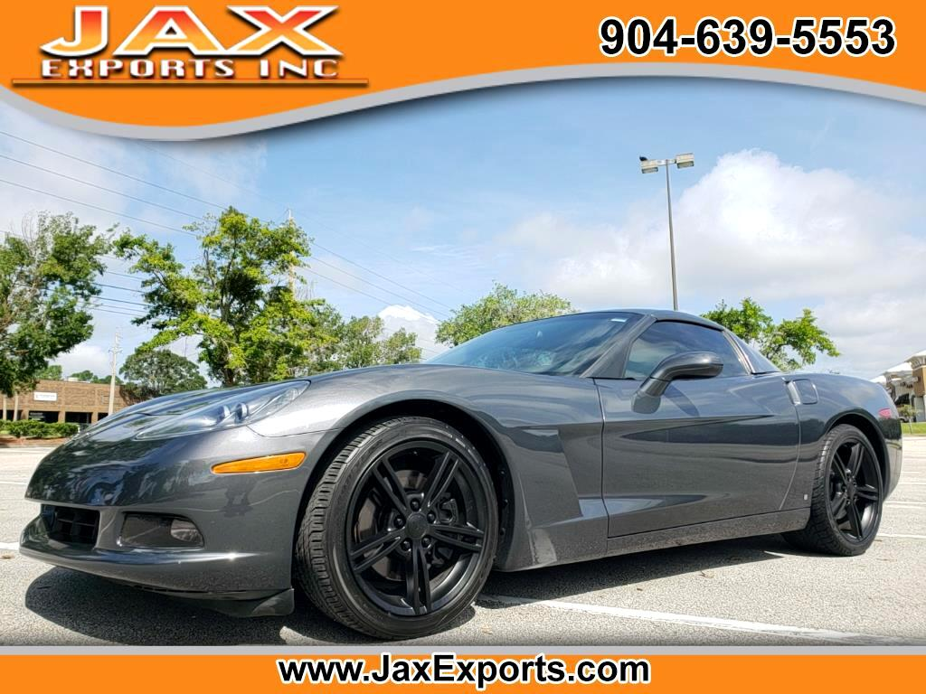 2009 Chevrolet Corvette 2dr Cpe w/1LT
