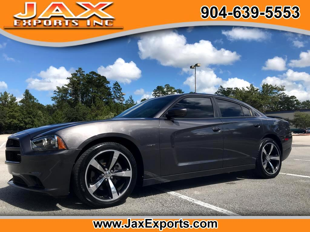 2014 Dodge Charger 4dr Sdn RT Plus RWD