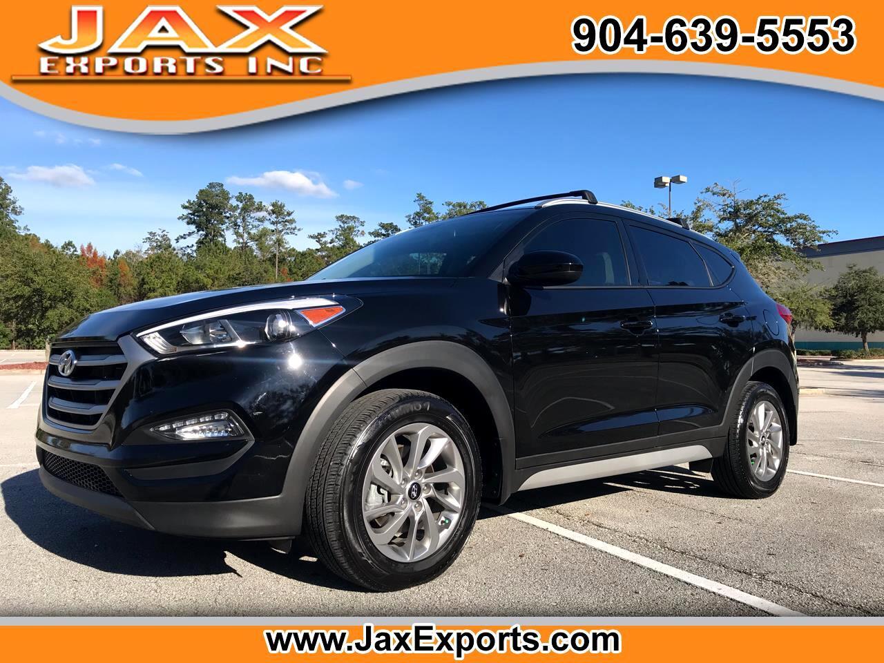 2017 Hyundai Tucson SE FWD