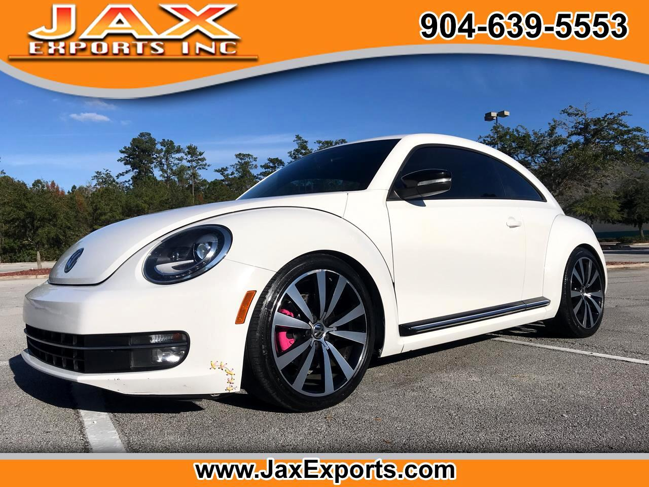 2012 Volkswagen Beetle 2dr Cpe Man 2.0T Turbo