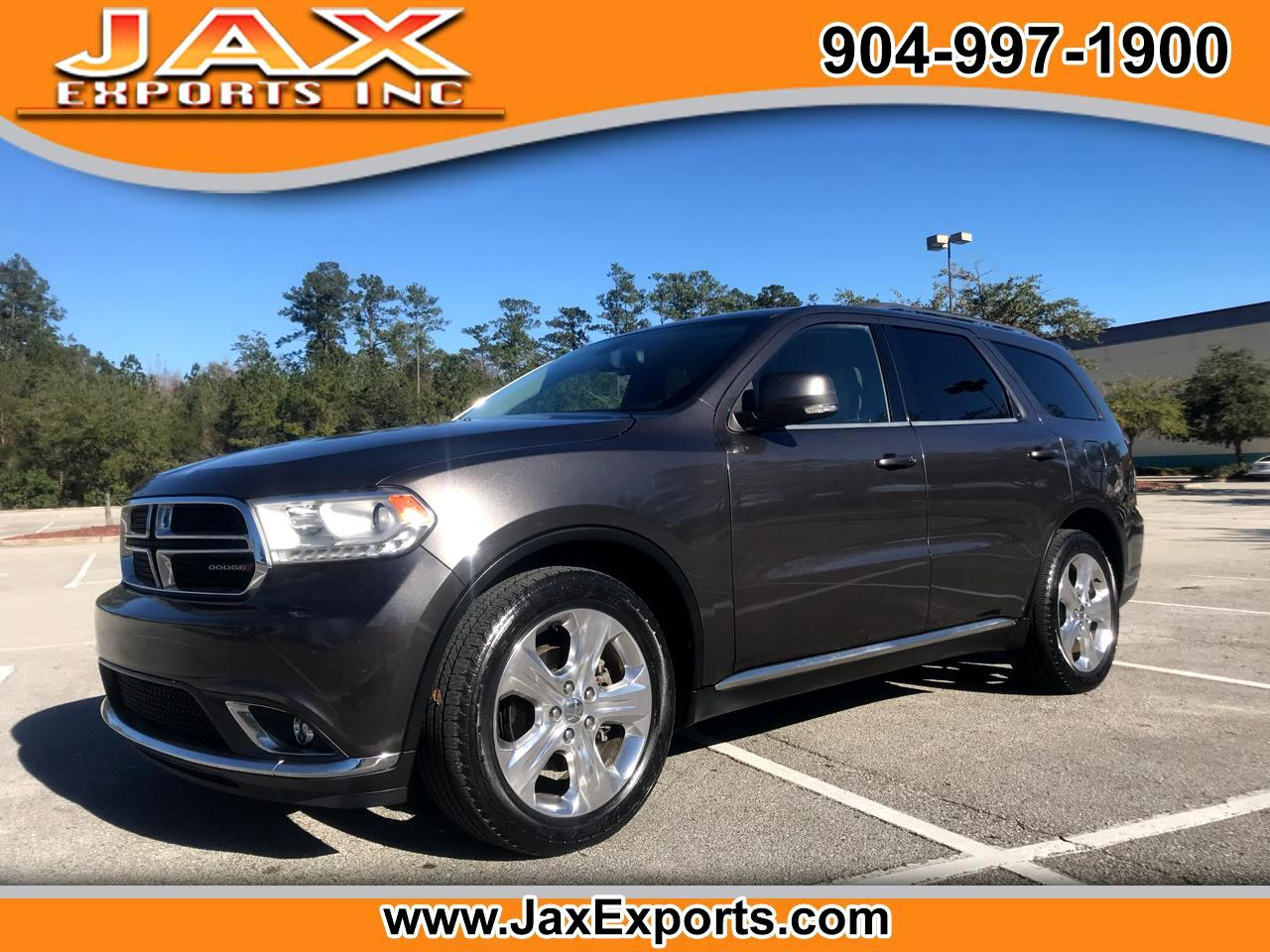 2014 Dodge Durango 2WD 4dr Limited
