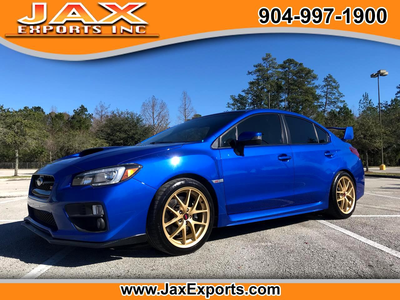 2015 Subaru WRX STI 4dr Sdn Launch Edition