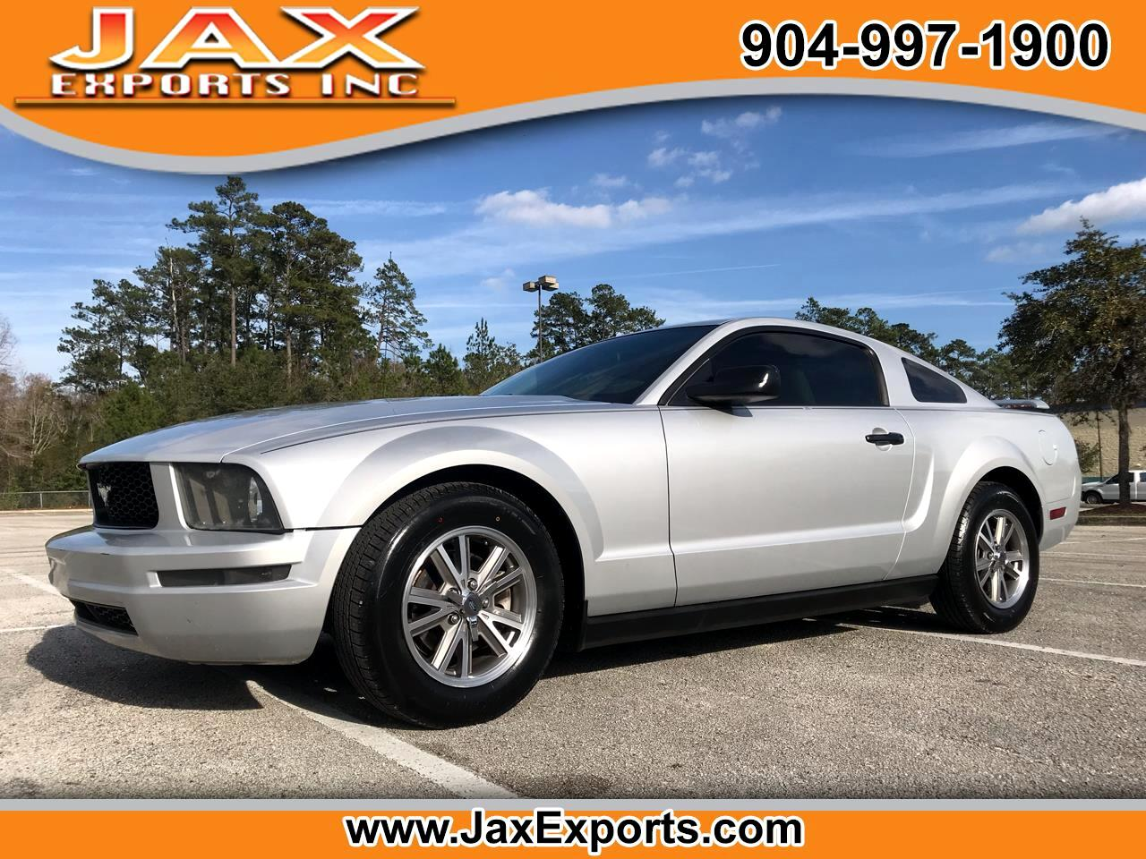 2005 Ford Mustang 2dr Cpe Premium