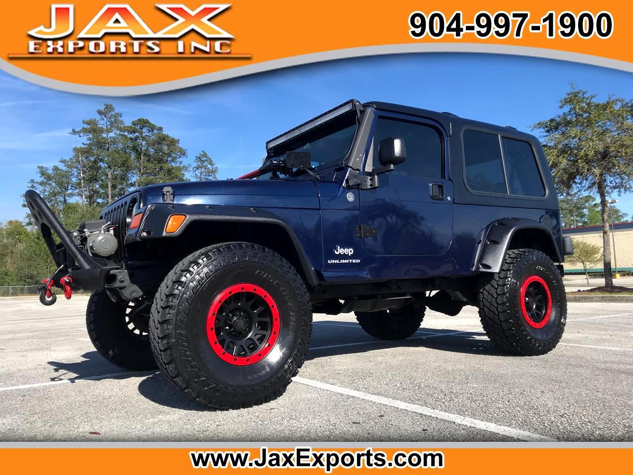 2006 Jeep Wrangler 2dr Unlimited LWB