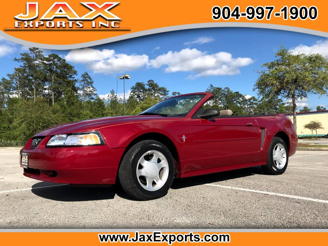 2000 Ford Mustang 2dr Convertible