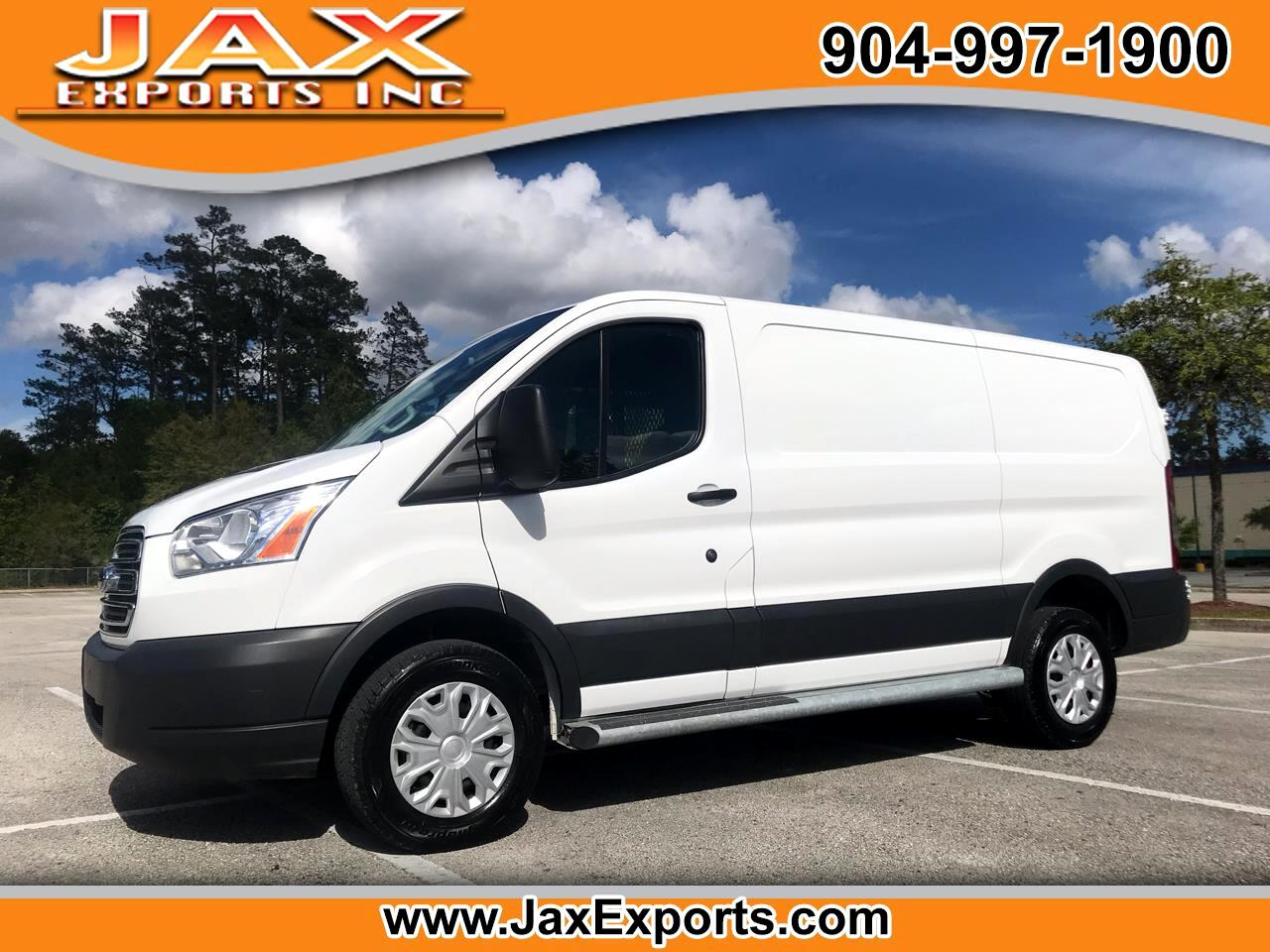 "2018 Ford Transit Van T-250 130"" Low Rf 9000 GVWR Sliding RH Dr"