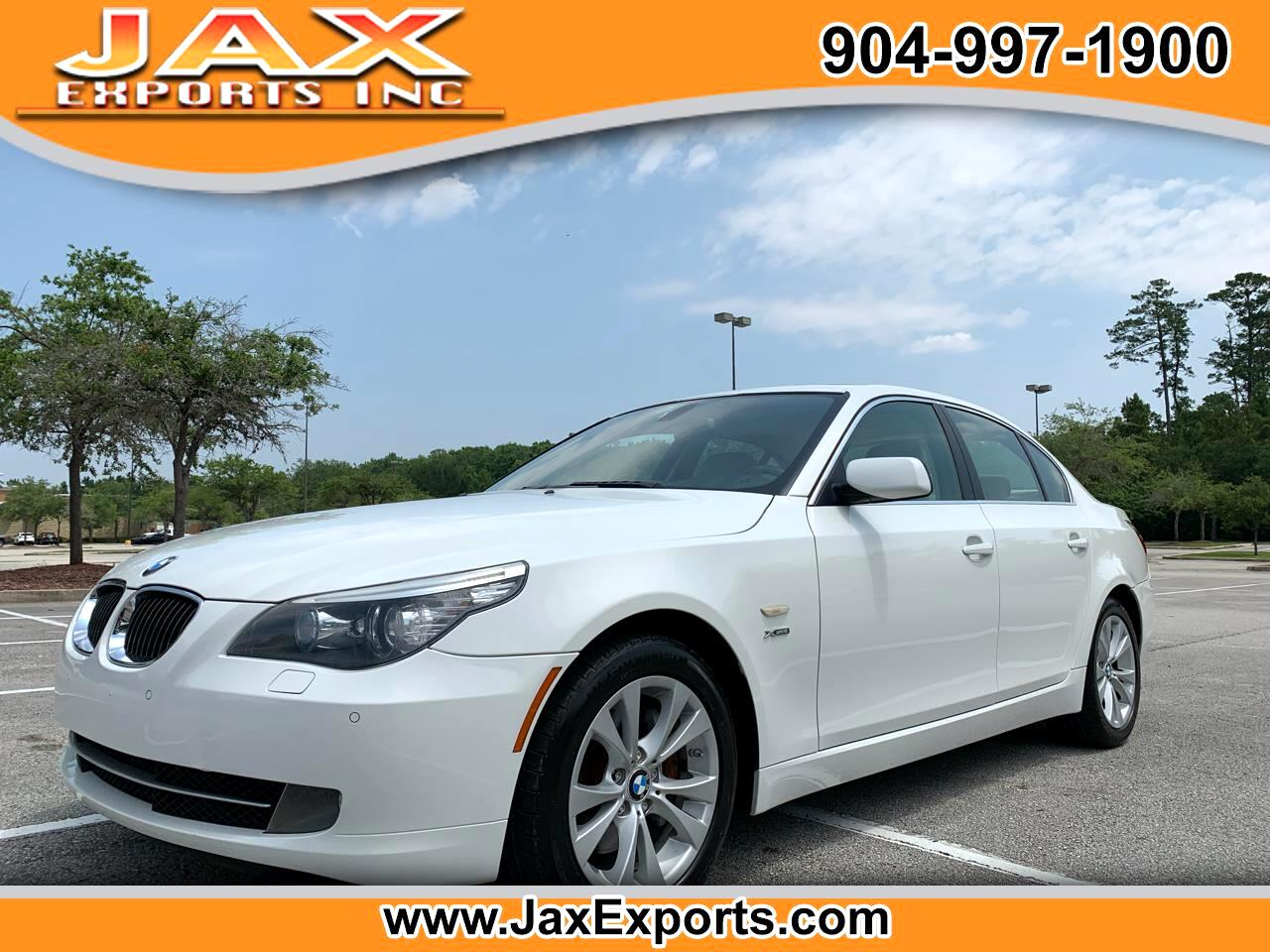 2010 BMW 5 Series 4dr Sdn 535i xDrive AWD
