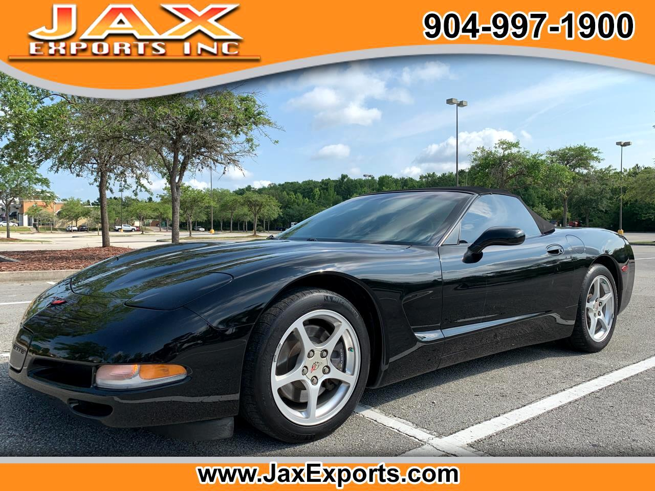 1999 Chevrolet Corvette 1LT Coupe Manual
