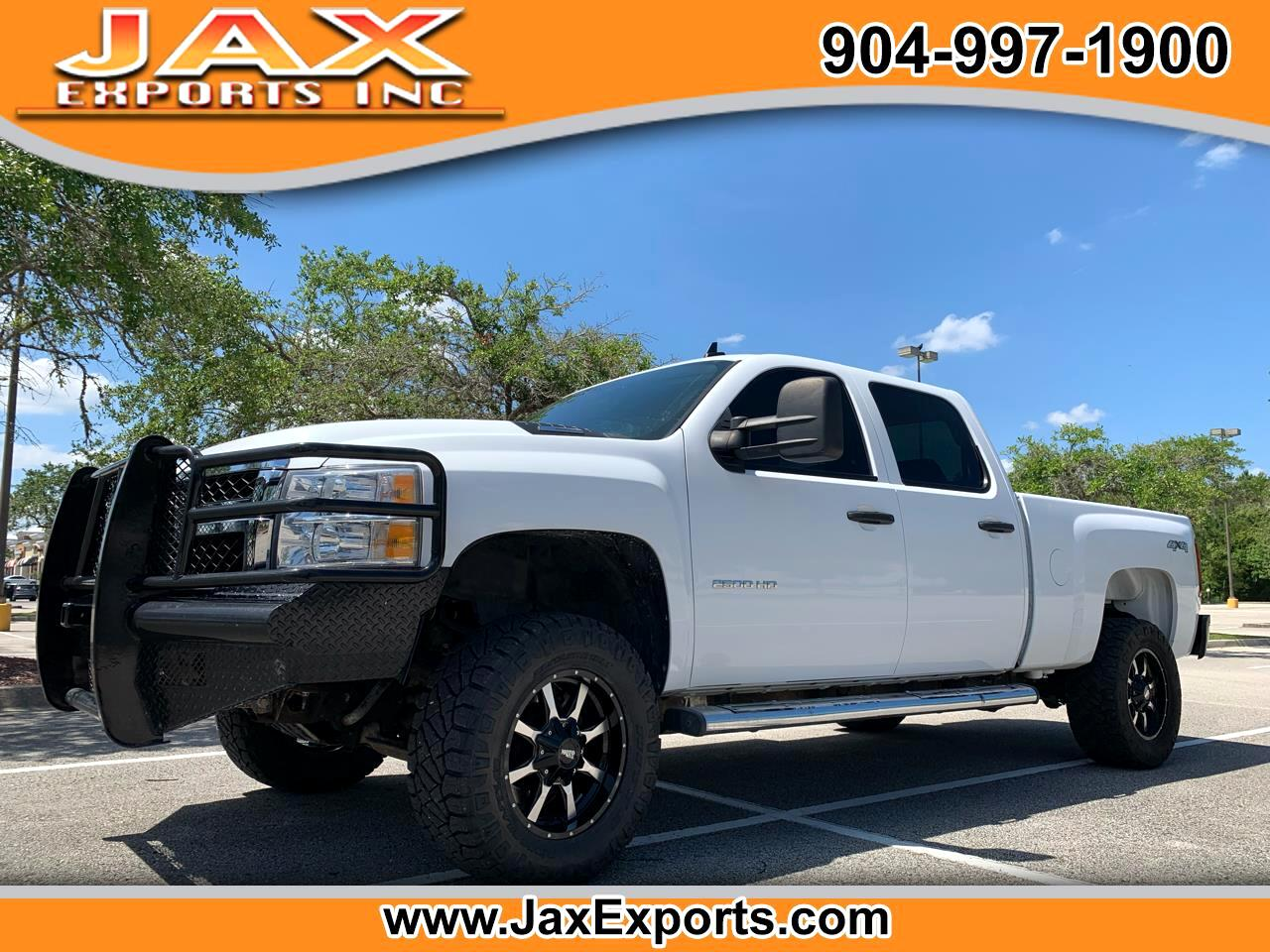 "2012 Chevrolet 2500 Pickups HD Ext Cab 155.5"" 4WD"