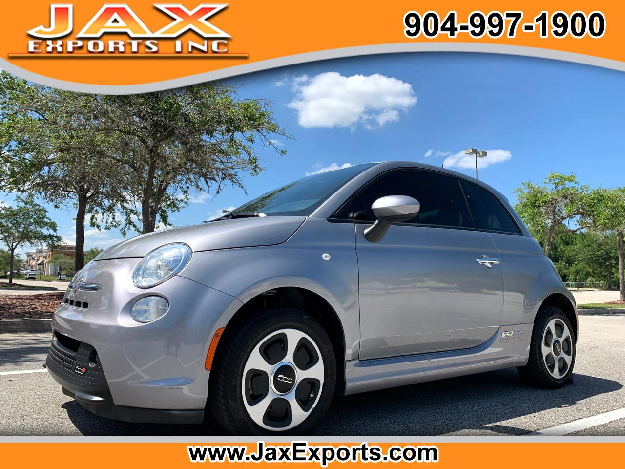 Fiat 500e BATTERY ELECTRIC 2dr HB 2016