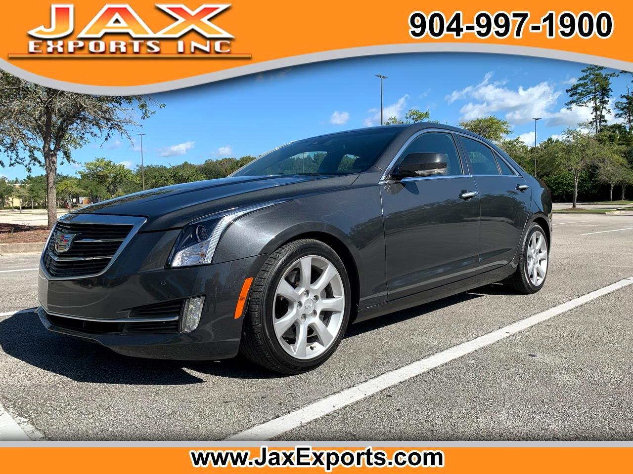 Cadillac ATS Sedan 4dr Sdn 2.0L Performance RWD 2015