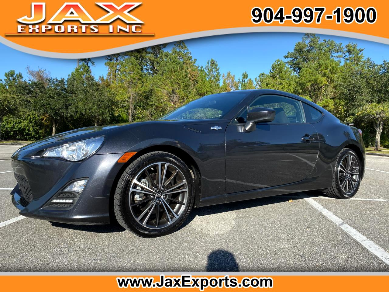Scion FR-S 2dr Cpe Man (Natl) 2015