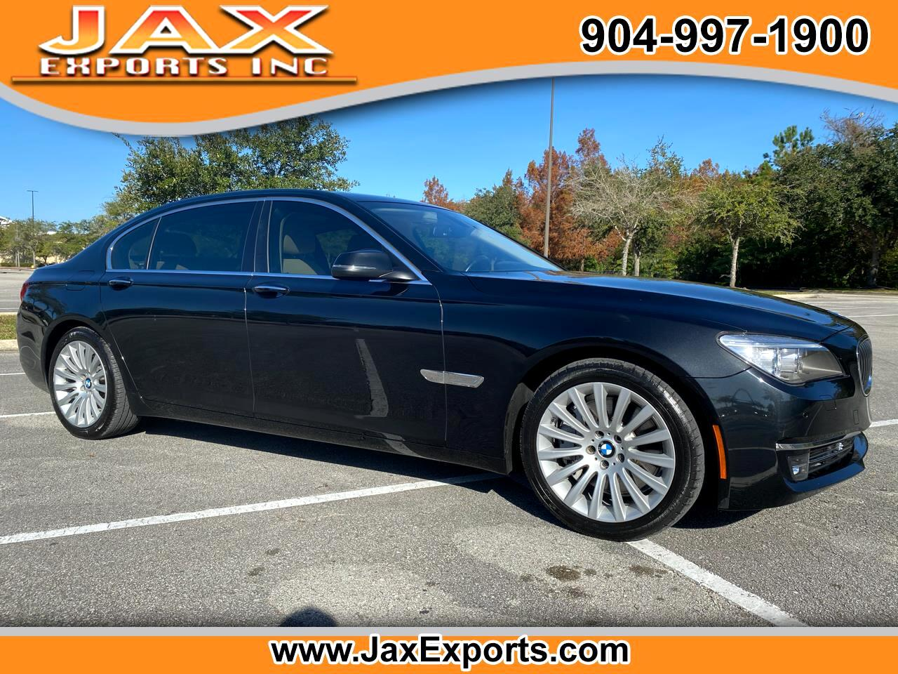 BMW 7 Series 750Li 4dr Sdn 2013