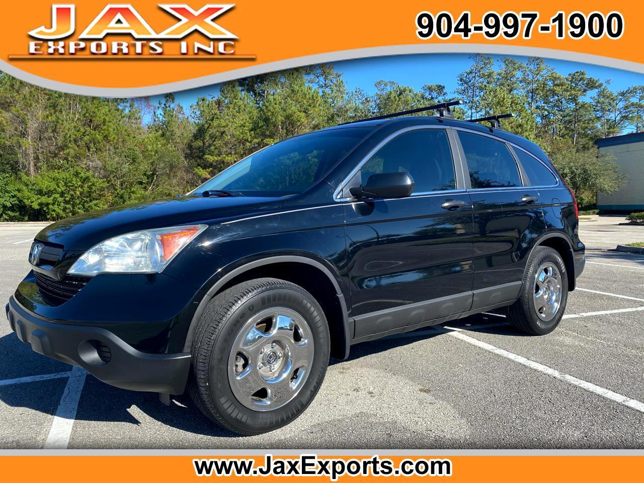 Honda CR-V 2WD 5dr LX 2009