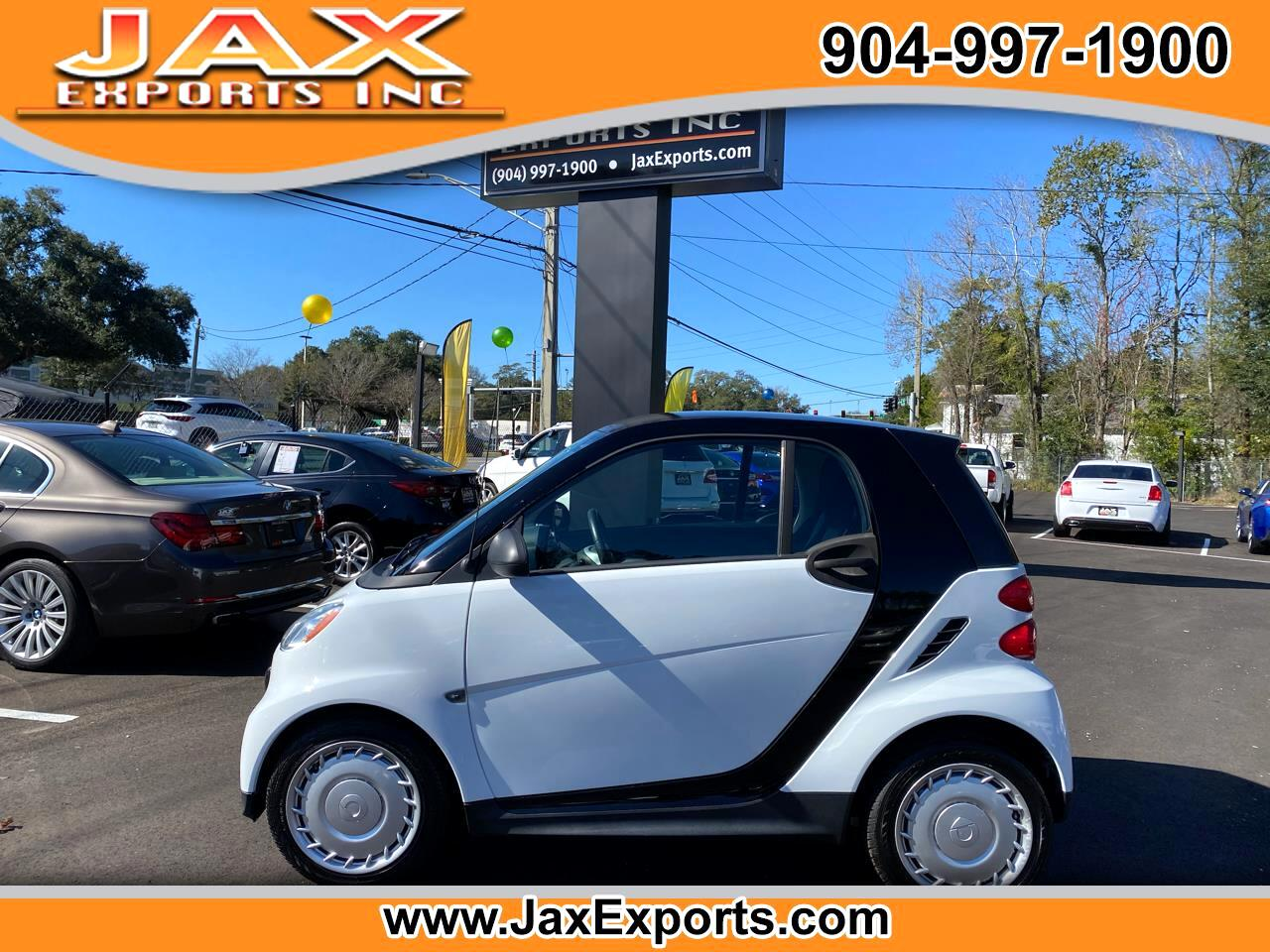 smart Fortwo 2dr Cpe Pure 2013