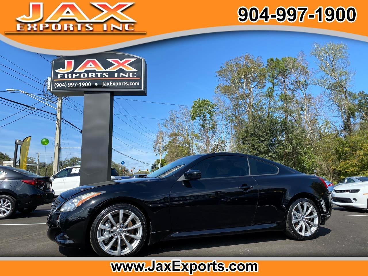 Infiniti G37 Coupe 2dr Journey 2008
