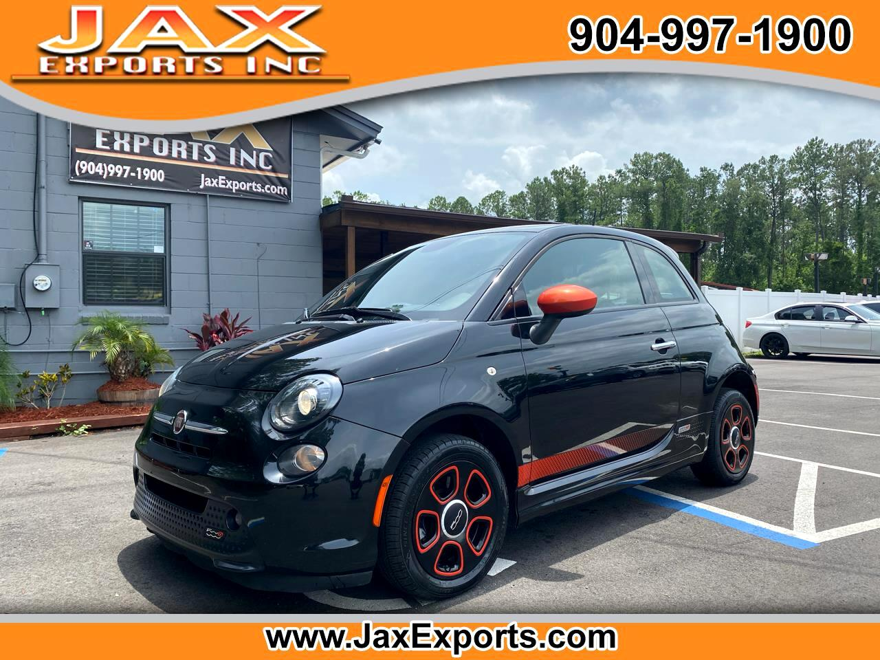 Fiat 500e BATTERY ELECTRIC 2dr HB 2013