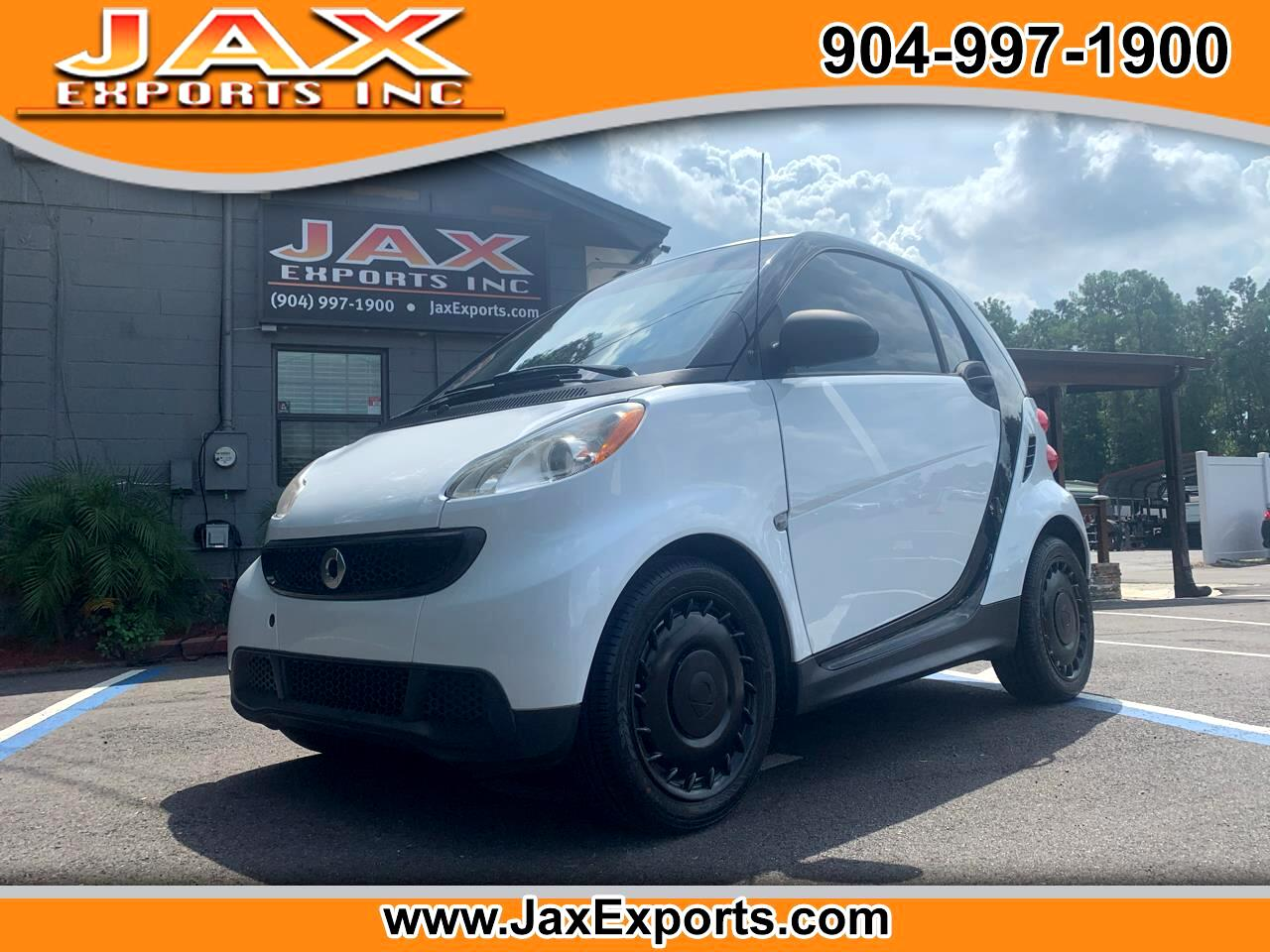 smart Fortwo 2dr Cpe Passion 2013