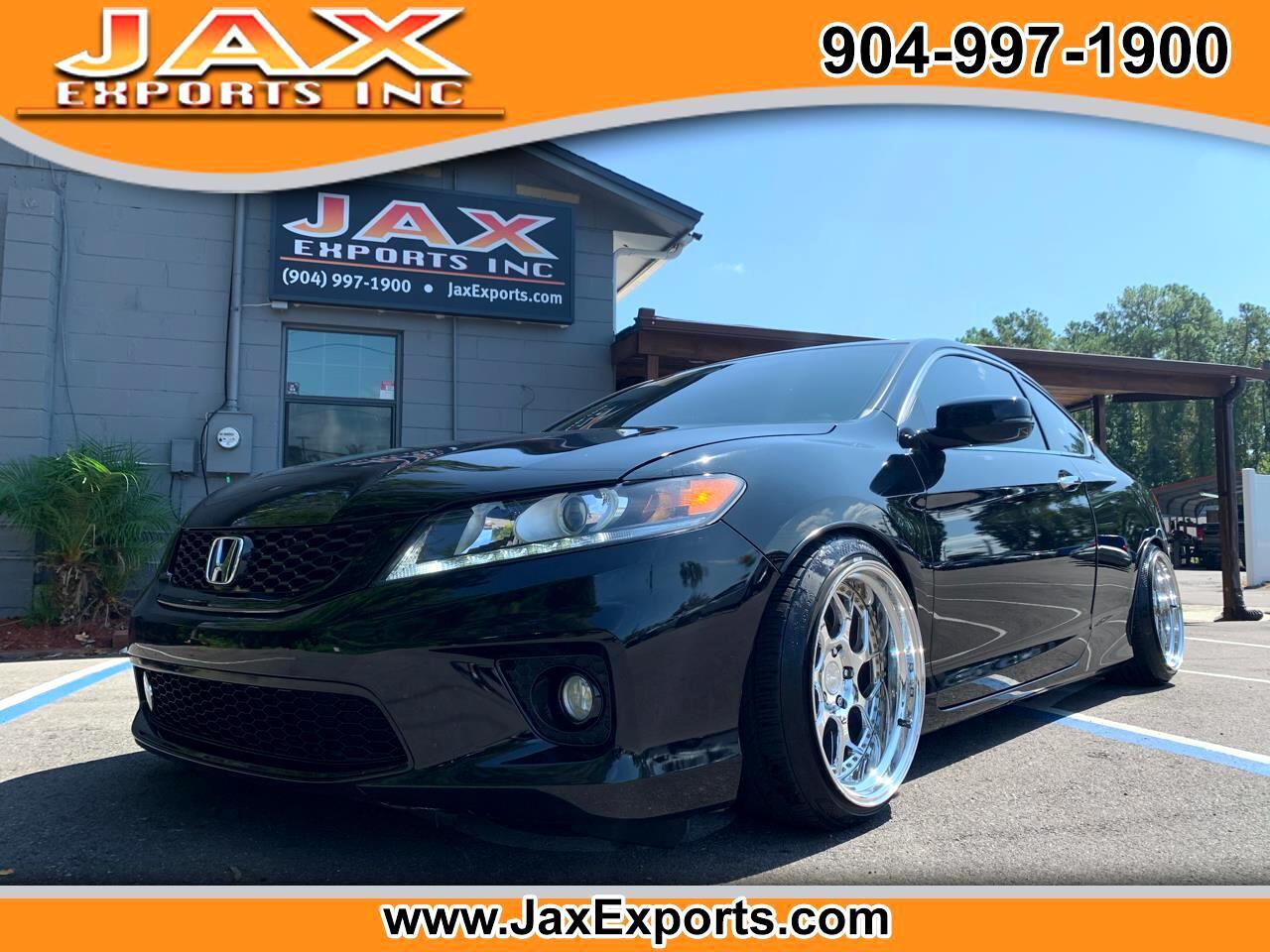 Honda Accord Cpe 2dr V6 Auto EX-L 2013