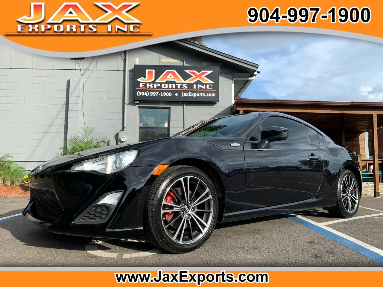 Scion FR-S 2dr Cpe Auto (Natl) 2016