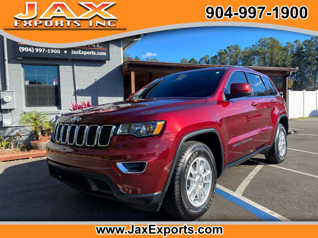 Jeep Grand Cherokee Laredo E 4x2 *Ltd Avail* 2018