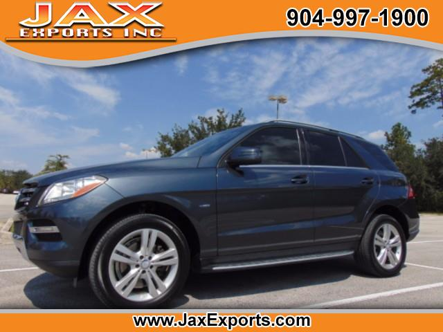 2012 Mercedes-Benz M-Class ML350 BlueTEC