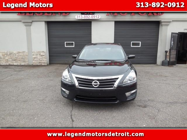 buy here pay here 2014 nissan altima 4dr sdn i4 2 5 for sale in detroit mi 48203 legend motors. Black Bedroom Furniture Sets. Home Design Ideas