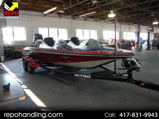 2016 Nitro Bass Boat
