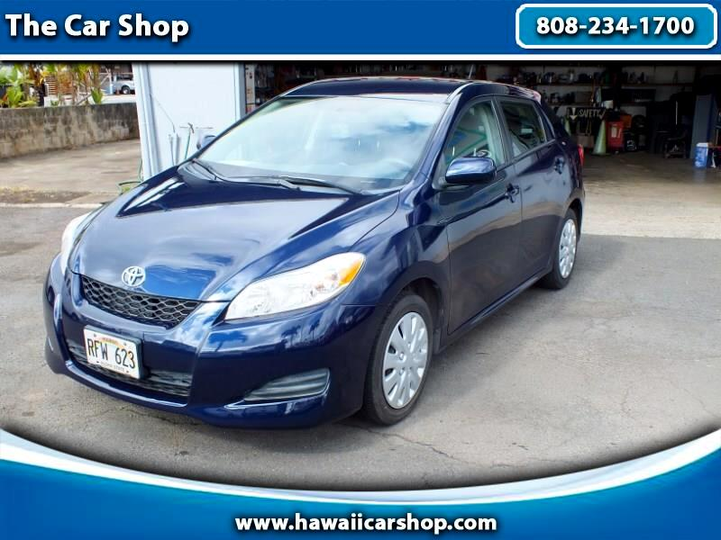 2010 Toyota Matrix Sport 4-Speed AT