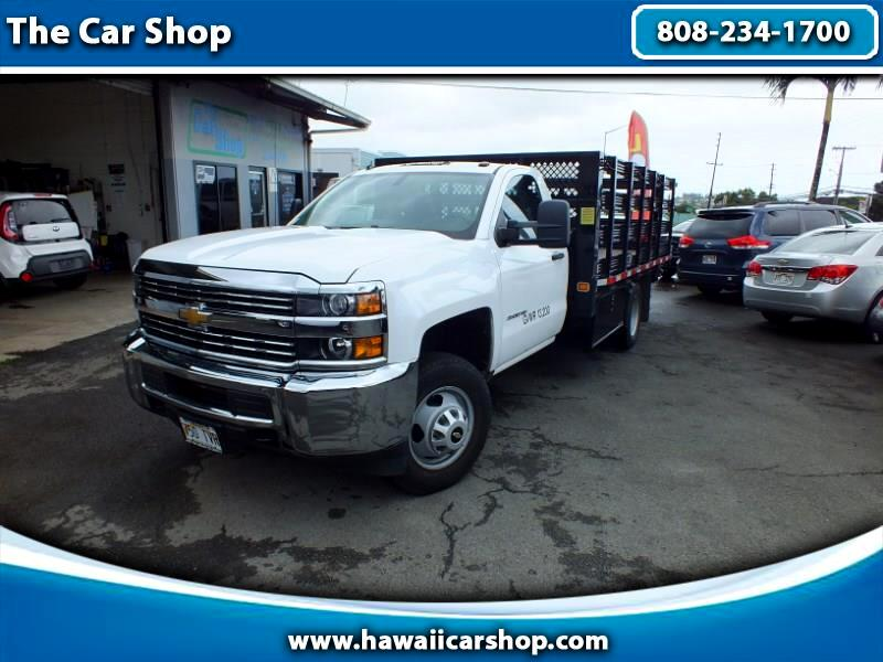 2015 Chevrolet Silverado 3500HD Work Truck Long Box 2WD