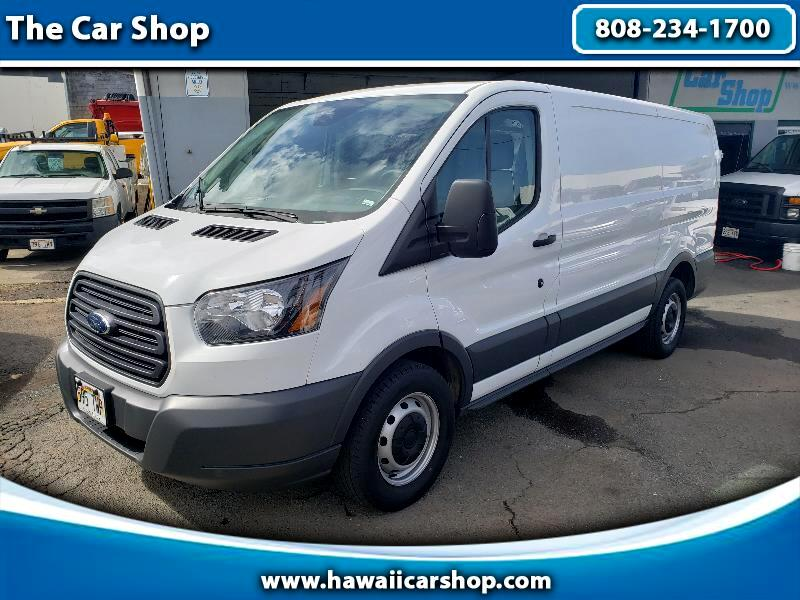 Ford Transit 150 Van Low Roof w/Sliding Pass. 130-in. WB 2018