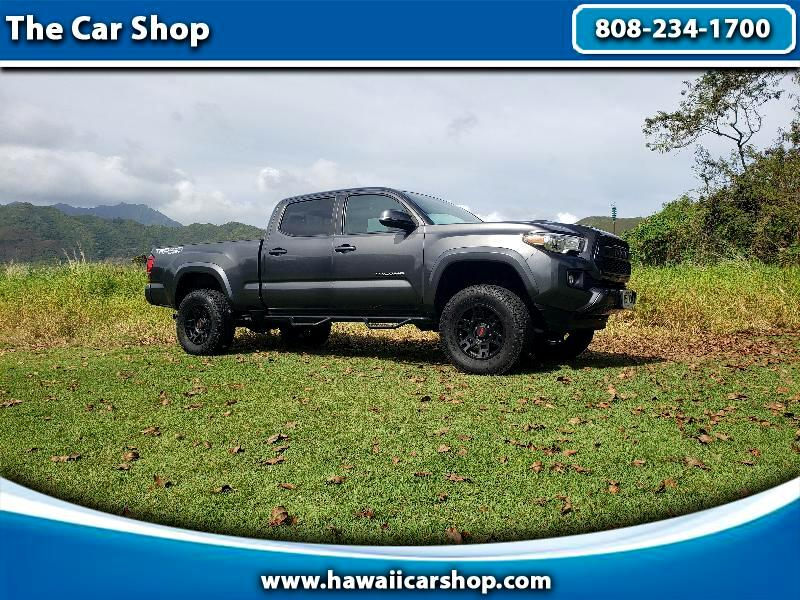 Toyota Tacoma 4WD TRD Sport Double Cab 6' Bed V6 AT (Natl) 2017