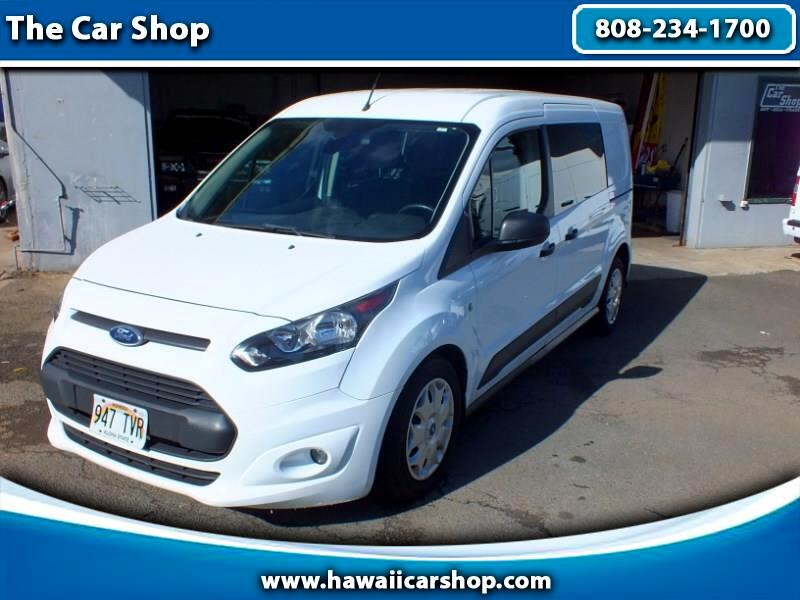 Ford Transit Connect XLT LWB 2015